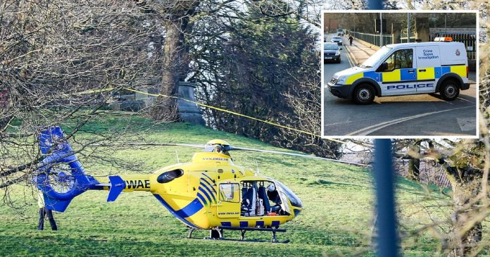 MOTHER'S DAY HORROR Girl, 7, stabbed to death by stranger