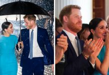 Meghan And Harry Arrive In London For Final Royal Duties And Witness An Adorable Engagement