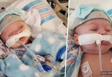 Mother Releases Socking Photo Of Quarantined 2-Month-Old In Hospital After Contracting Coronavirus