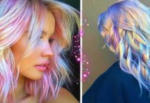 The Most Heavenly and Magical Hair Trend of 2020 is Holographic Hair