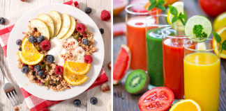 Top Science Backed Health Benefits of Eating Organic Natural Meals & Shakes
