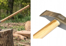 What is a Splitting Maul to Chop Wood for Firewood