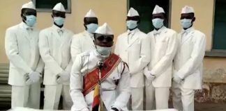 Ghana's Dancing Pallbearers Thank Doctors And Deliver Quarantine Message In New Video