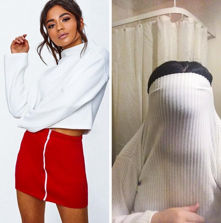 wrong dress