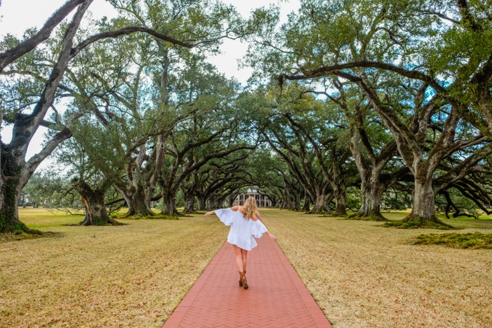 Staying At Oak Alley Plantation In Louisiana