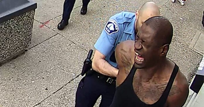 George Floyd Not Resisting Arrest, US Officers Under Charges