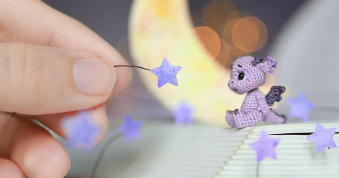 You Can Spend Quarantine Crocheting Adorable Tiny Dragons