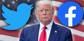 Trump Threatens To Close Down Social Media Companies