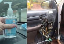Authorities Warn About Leaving Hand Sanitizers In Hot Vehicles