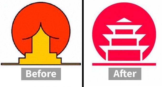 Designer Fixes Nine Of 'World's Worst Logos'