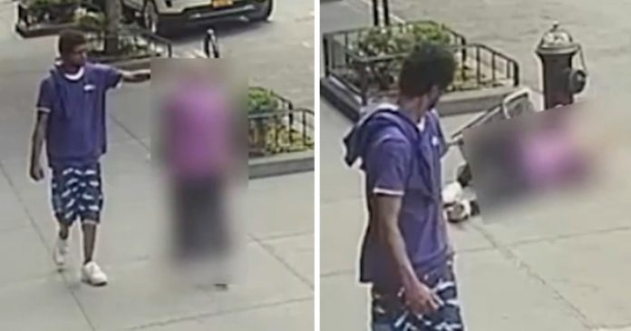 Man Throwing A 92-Year-Old Woman To The Ground Arrested In NYC