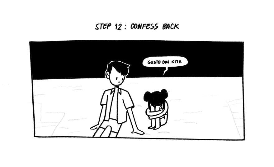 Confess back