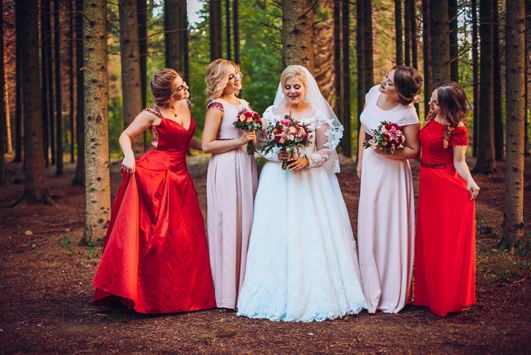 Make Your Bridesmaids Stand Out