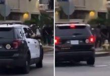 LA Sheriff's Deputies Fire Rubber Bullets On Kids