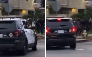LA Sheriff's Deputies Fire Rubber Bullets On Kids