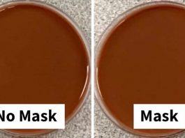 Scientist Shows You The Importance Of Wearing A Mask