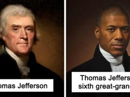 See The Similarity Between These Historically Famous Individuals And Their Offspring