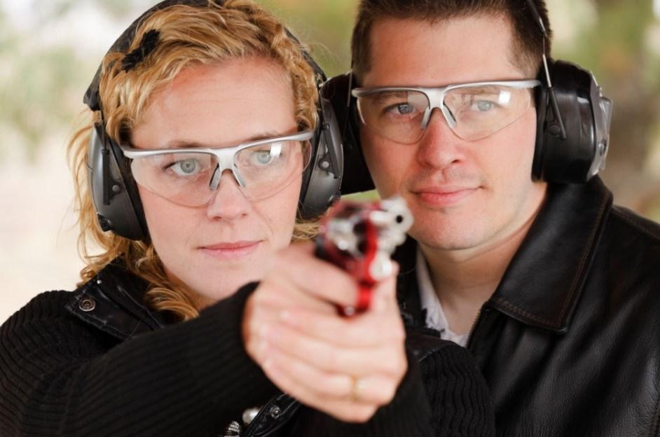 Best Shooting Glasses Lens Color