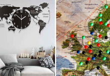 5 Awesome Holiday Gifts For Map Lovers