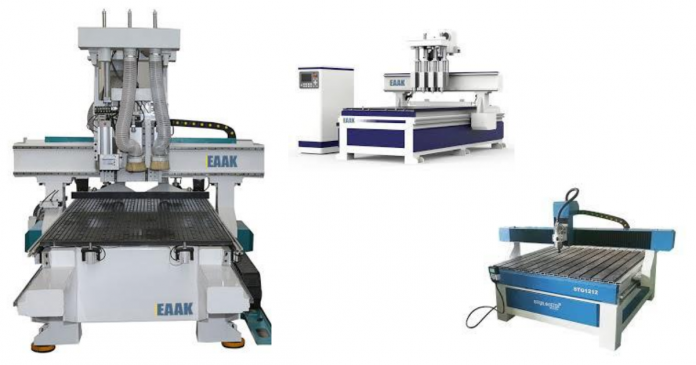 Top Features Of A CNC Wood Router Machine