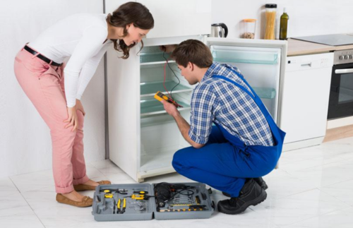 appliance repair work with cash