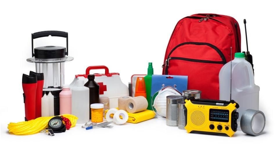 Emergency Hurricane Kit