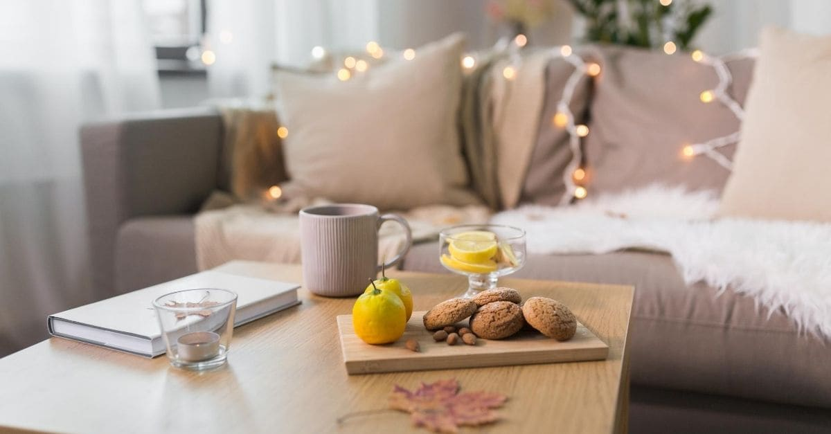 Make Your Home Feel Cosy This Winter